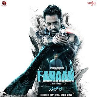 Hathan Diyan Lakeeran Lyrics - Faraar
