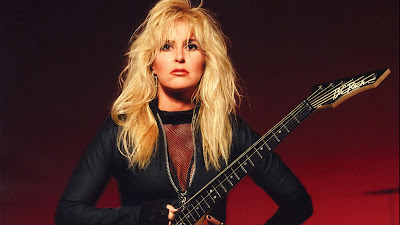 American Rock Musician And Singer Lita Ford Wiki & Hot Pictures !