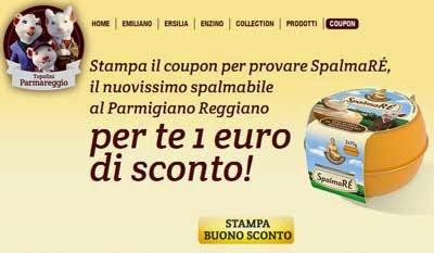 Parmareggio SpalmaRè sconto