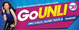 Globe Prepaid, GoUnli30