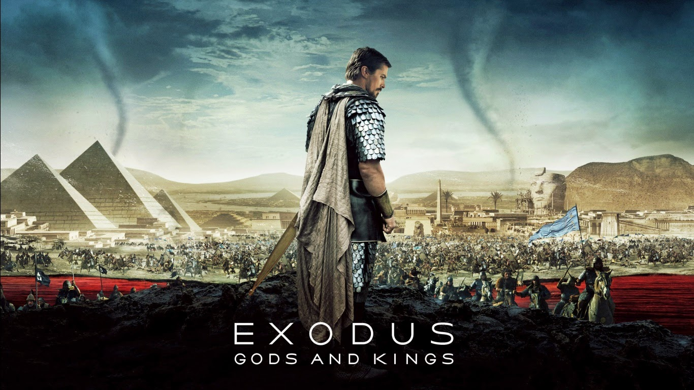 Exodus Gods and Kings Movie