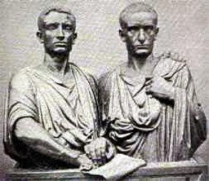 قنصلا الجمهورية الرومانية