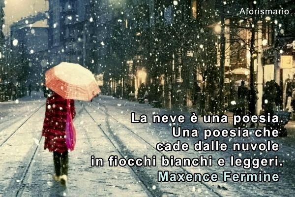 Top Aforismario®: Neve - Aforismi, frasi e proverbi EE64
