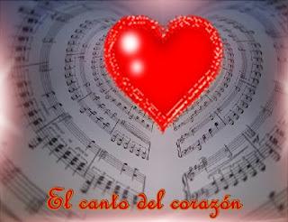 Querido, el interior de tu propio corazón es el Campo de Mi Energía pulsante y límpida, que palpita aunada con la tuya en un hermoso canto al Amor.