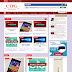 Share Blogger Template đẹp chuẩn SEO site tranbadat.info