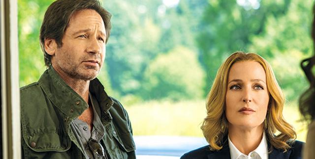 X-Files TV series returns! (+ trailer)