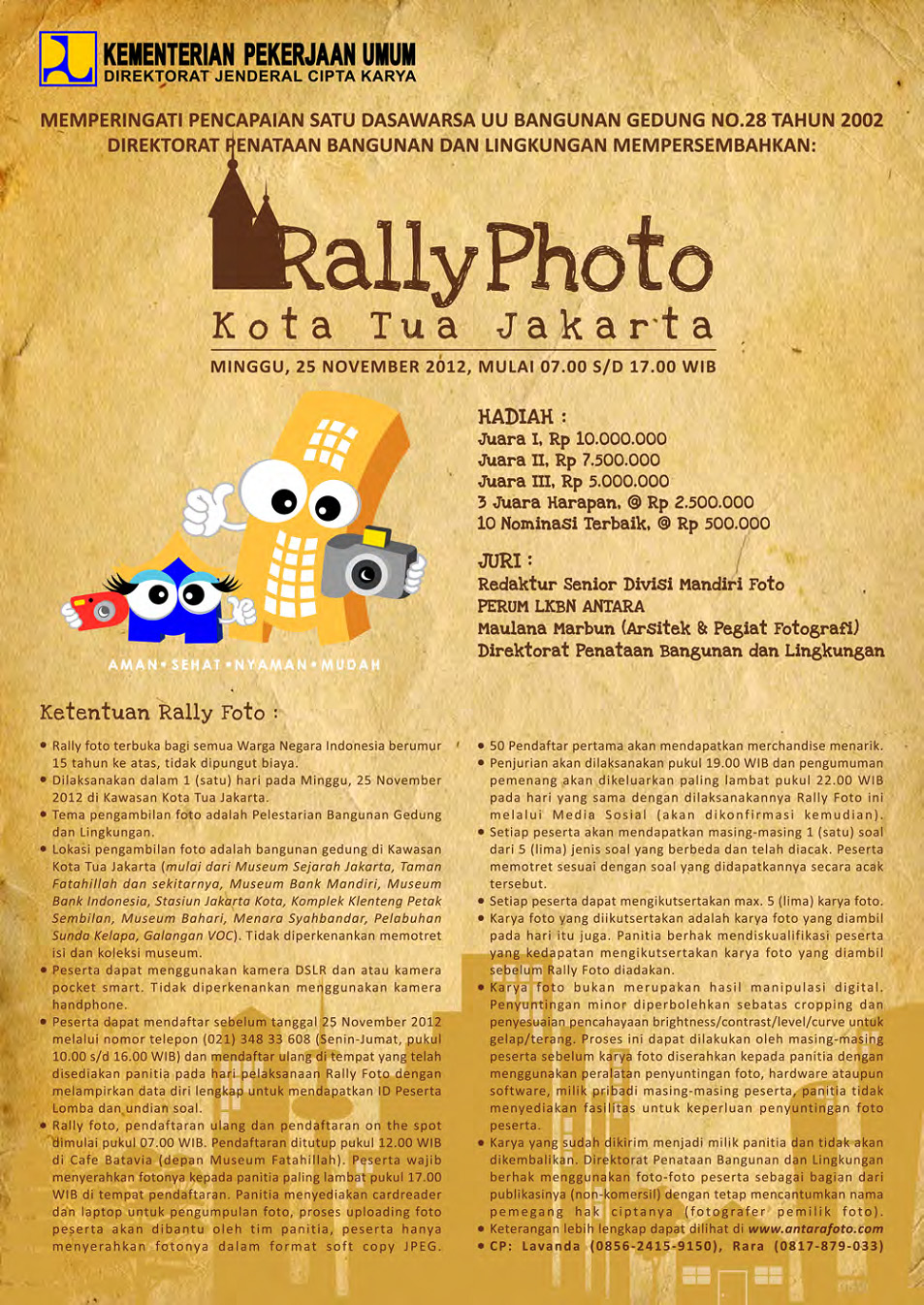 Kontes rally