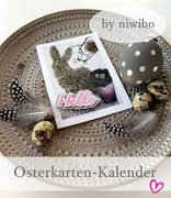 Osterkarten-Kalender