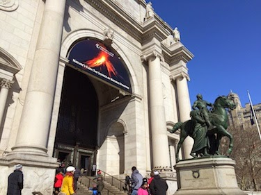 Chuck and Lori's Travel Blog - American Museum of Natural History, New York