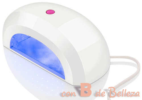 Lámpara LED manicura