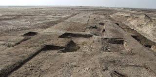Benteng Mesir Kuno Ditemukan di Sinai