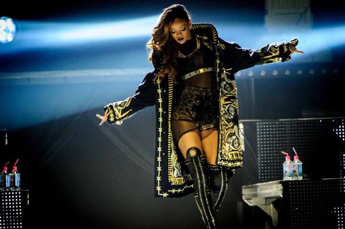 Rihanna, de Givenchy