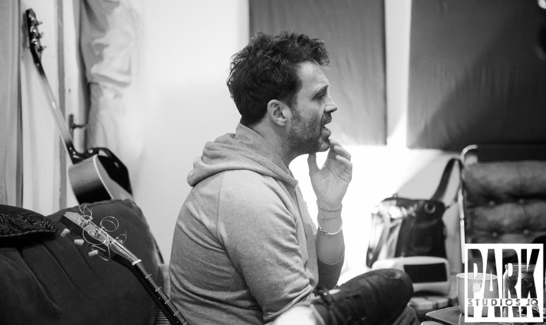 Birmingham recording studio Park Studios JQ | Phil Nichol