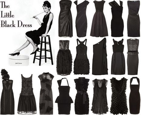 litlle black dress