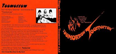 Ηugo Μontenegro - Τoomorrow 1970 (RCA)
