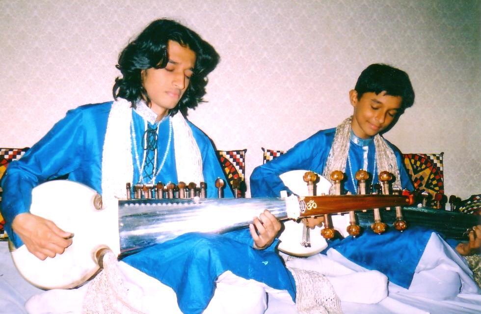 Pandit Shekhar Borkar Sons of Shekhar Borkar