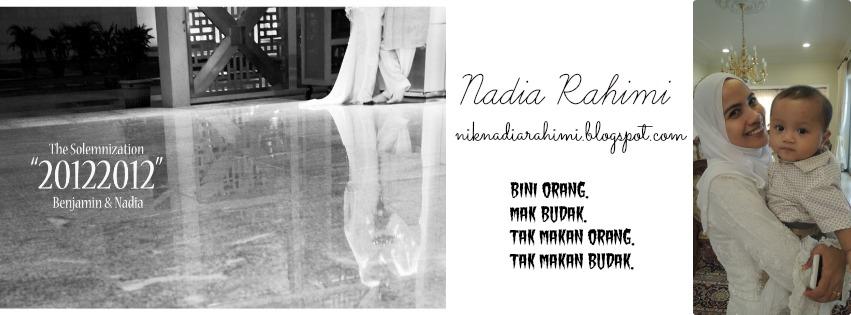 Nadia Rahimi