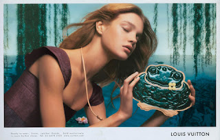 Julie Verhoeven for LOUIS VUITTON