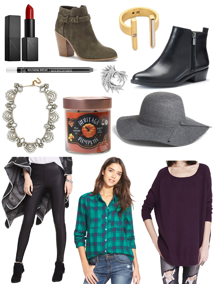 Everything I'm loving in fall fashion