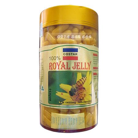 sữa ong chúa Úc Costar hàng chính hãng