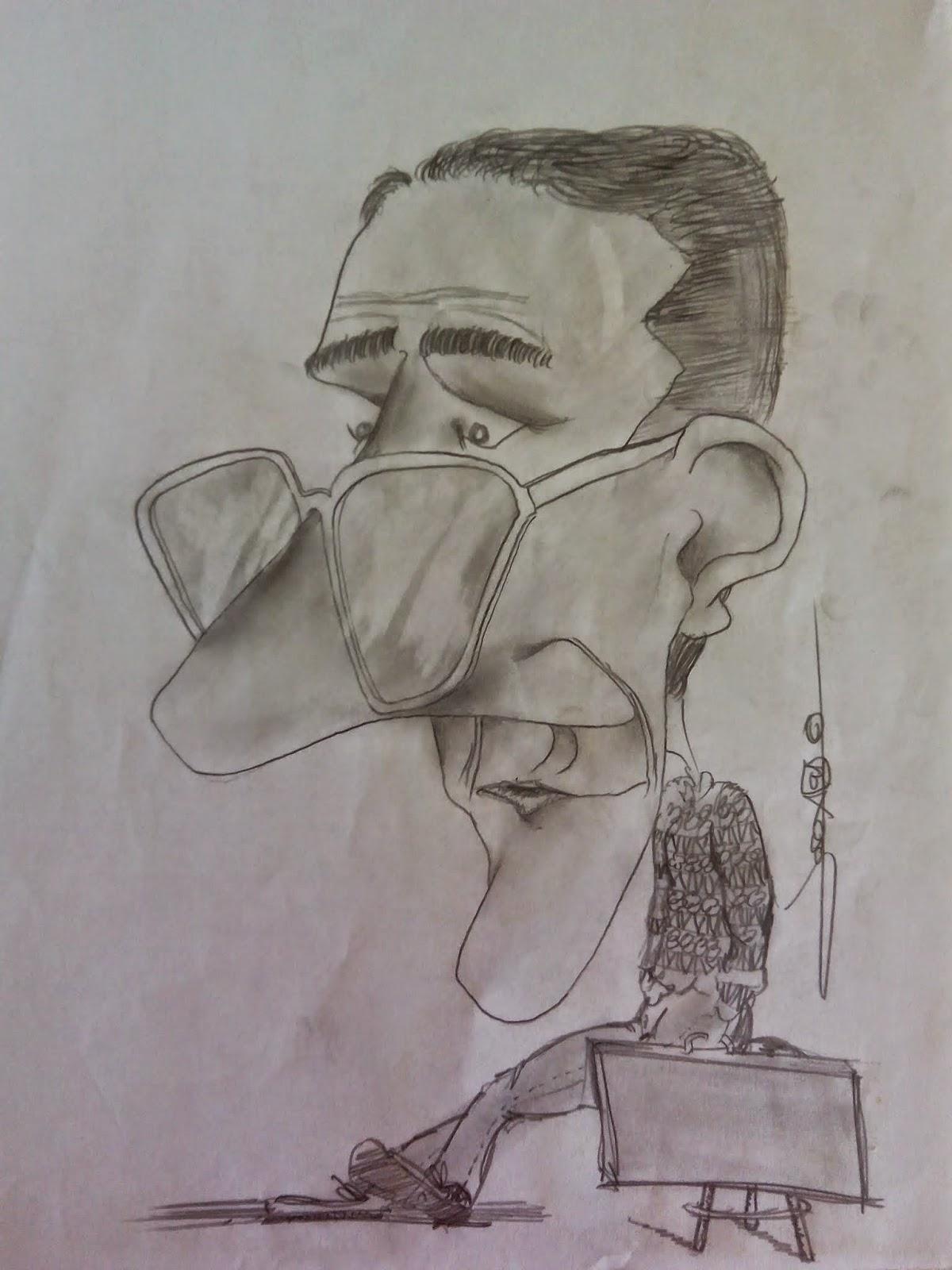 rodrigo garcia istillarty caricatura