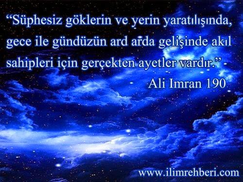 Kur'an-ı Kerim'de İnsan Allah İlişkisi