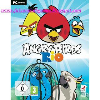 Angry bird rio key