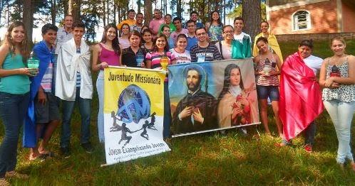 Juventude Missionária de Campo Mourão realiza encontro de lideranças