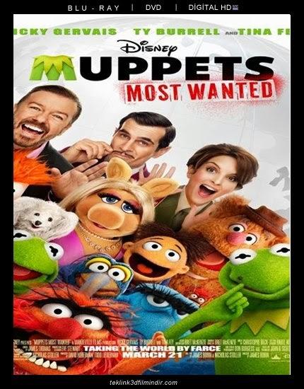 Muppets Aranıyor Türkçe Altyazılı