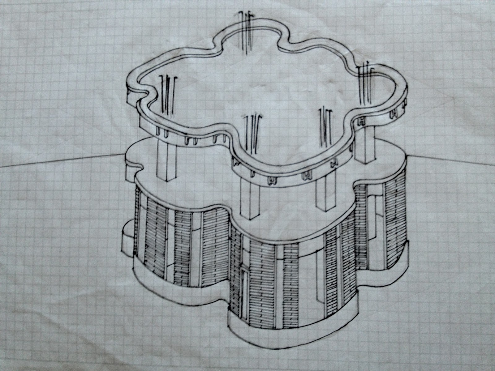 Dise o estructuras arquitect nicas for Estructuras arquitectonicas