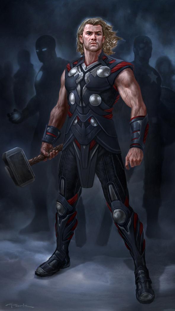 the avengers thor - photo #2