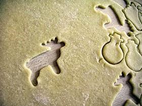 Receitas de Biscoitos e Pratos para ceia de Natal