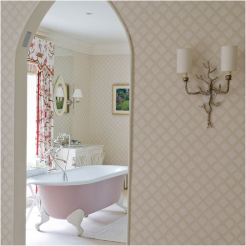 Romantic bathroom design ideas room design inspirations Romantic bathroom design ideas