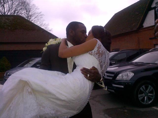Pastor Bimbo Odukoya's son, Jimmy, Weds Longtime Fiancee in London