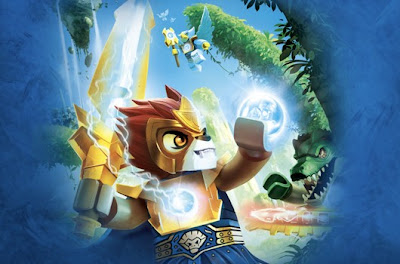 Lego Legends of Chima: Laval's Journey (DS, 3DS, Vita)
