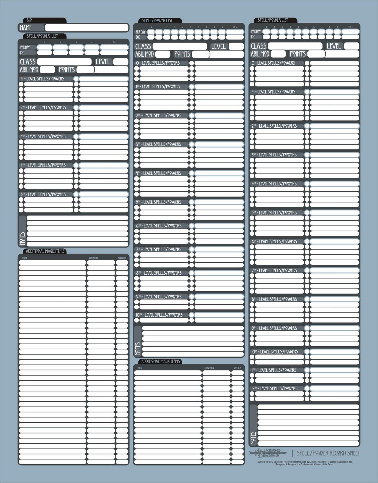 dnd handbook 3.5 pdf