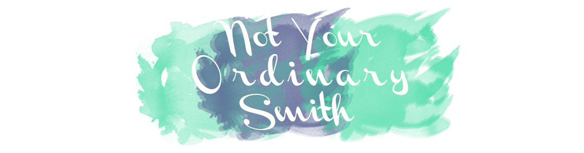 Not Your Ordinary Smith