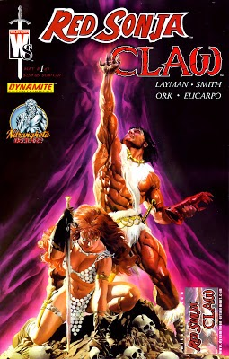 Red Sonja & Claw - Mãos do Demônio
