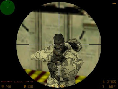 Screenshoot 1 - Counter Strike 1.6 | www.wizyuloverz.com