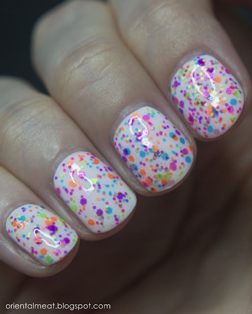 China Glaze-Point me to the party