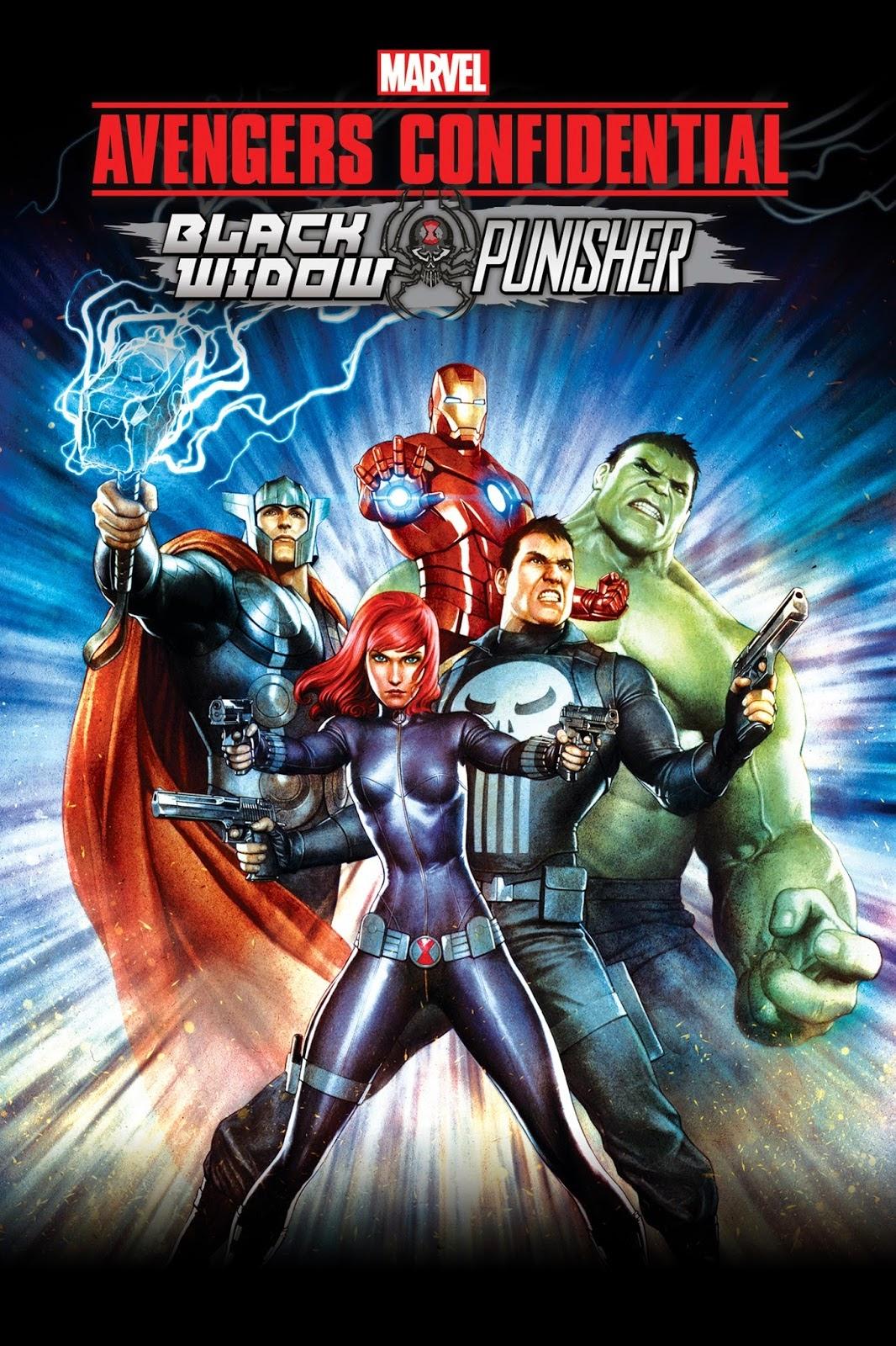 Destacados: Películas Marvel