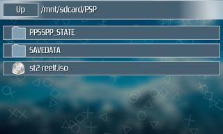 Tahap Pertama Instal PSP Android