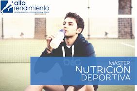 MASTER NUTRICIÓN DEPORTIVA