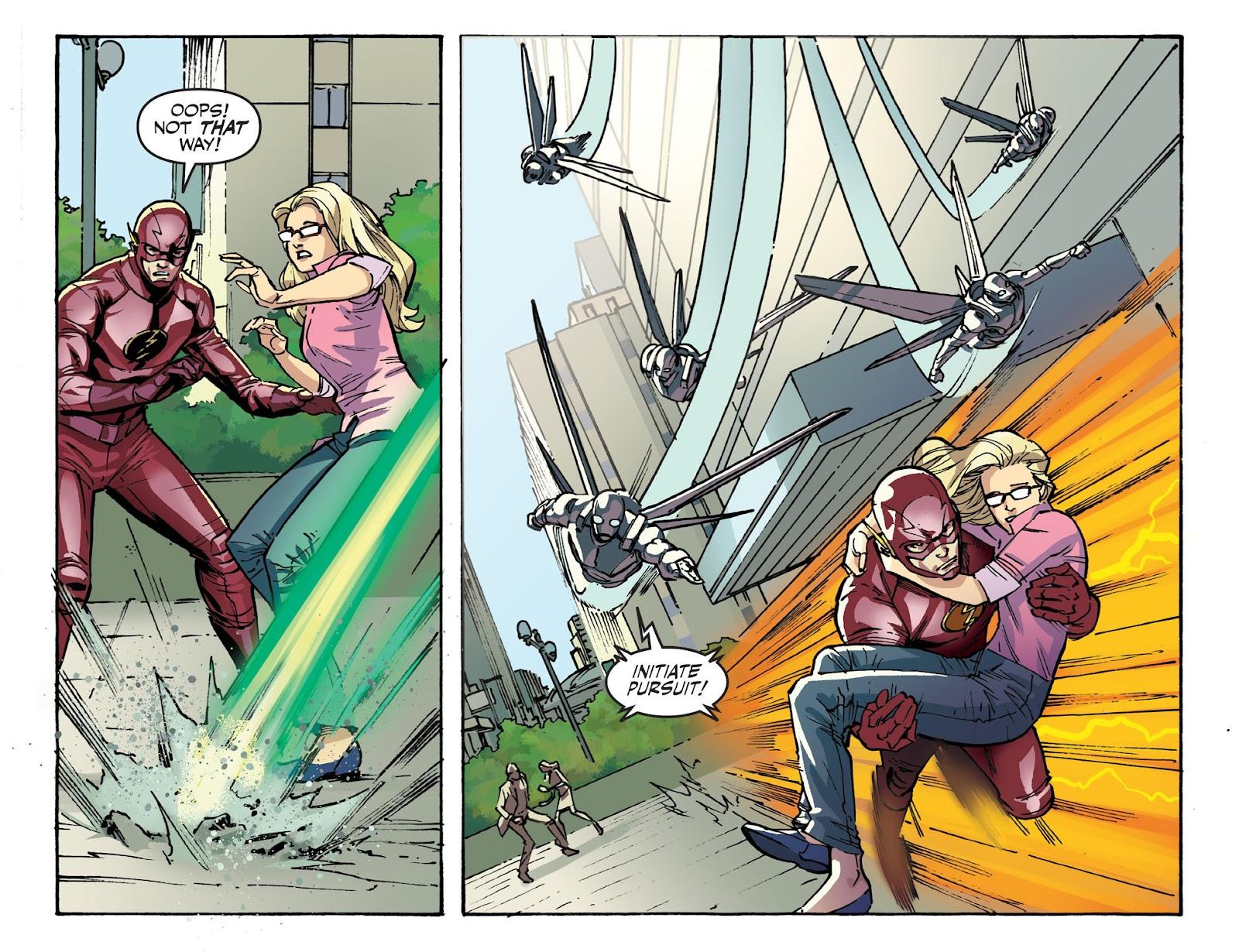 The Flash: Season Zero [I] Issue #10 #10 - English 6