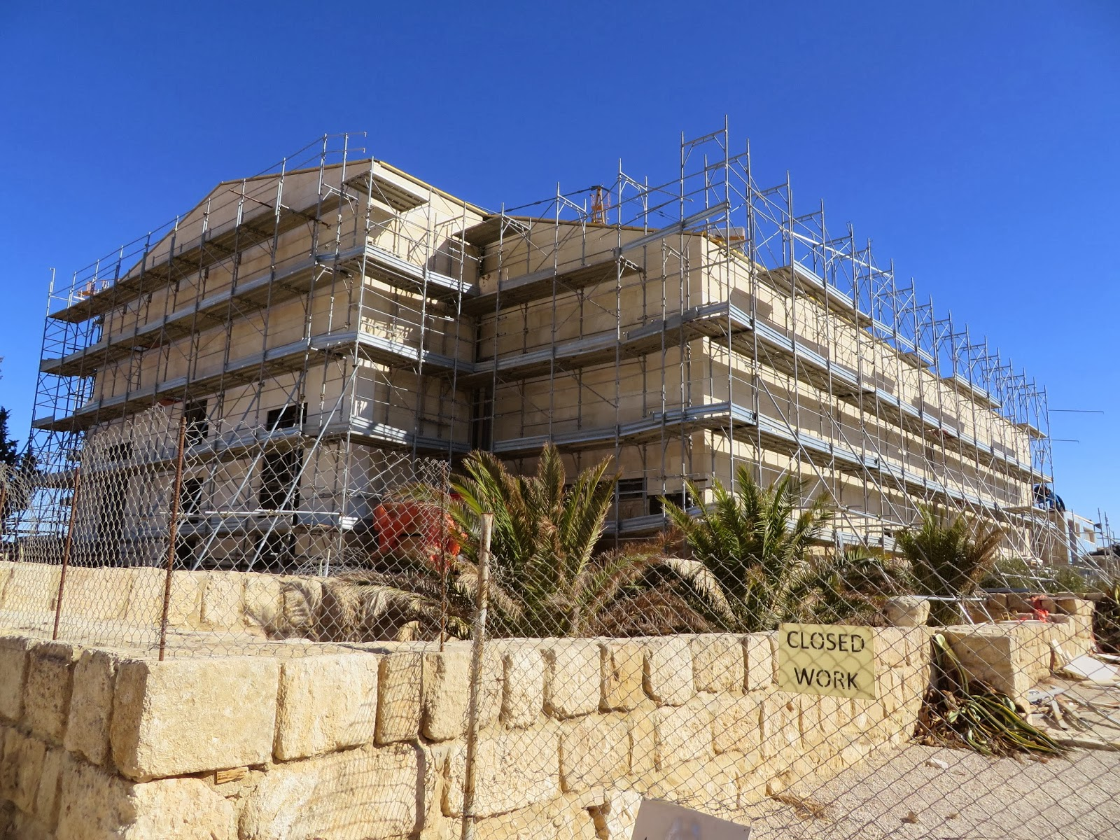 notes from a sun-scorched land: Mt. Nebo and Madaba Mosaics