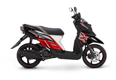 Yamaha X-Ride Adventure Black
