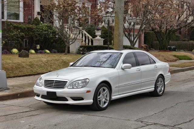 2003 mercedes w220 s500