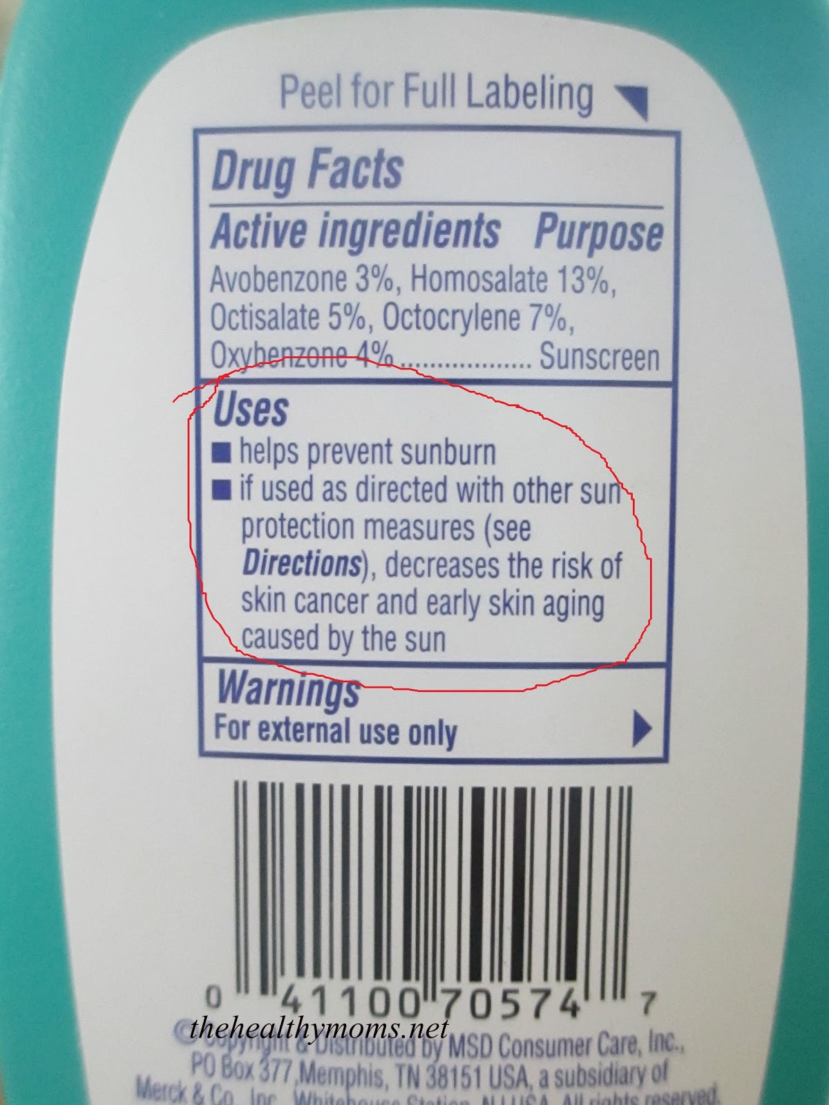 New FDA Regulations on Sunscreen Go in Effect this Summer - The Healthy Moms Magazine