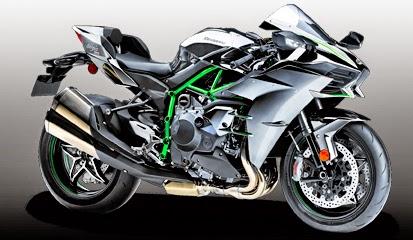 Kawasaki Ninja H2 Terbaru