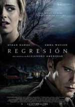 Regression (2015) DVDRip Subtitulado